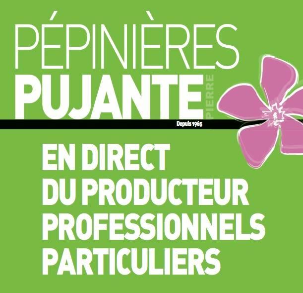 Logo Pépinières Pujante - Facebook